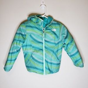 The North Face Girl's Reversible Puffer Jacket